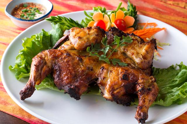 タイ料理 チャンロイ kaaw